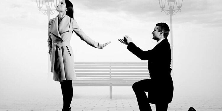 Reasons Why a Woman Might Reject You